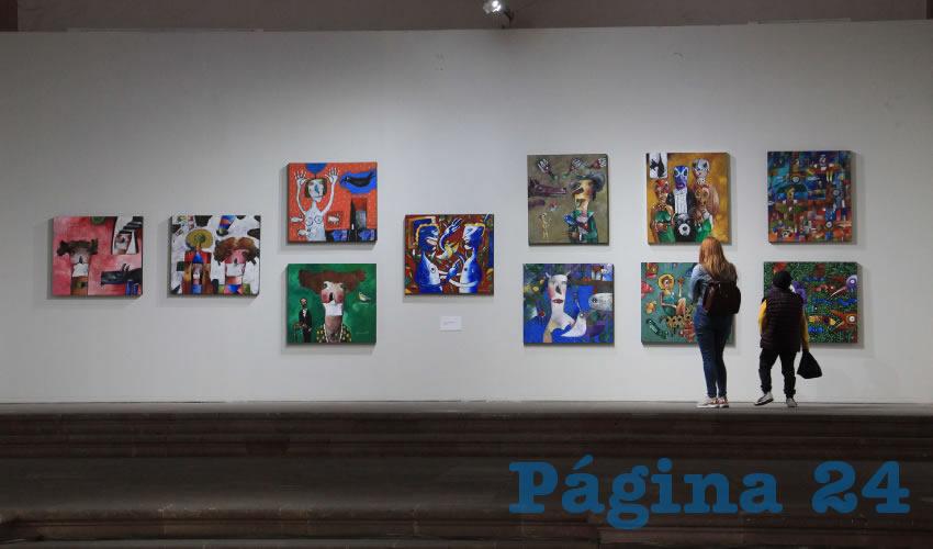 """Sigue Abierta Exposición Pictórica """"70 Años no son Nada"""", de José Esteban"""