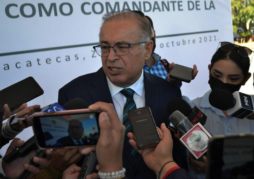 """""""El Poder Judicial Requiere de un Presupuesto Para 2022, de Poco más de 650 Millones de Pesos"""""""