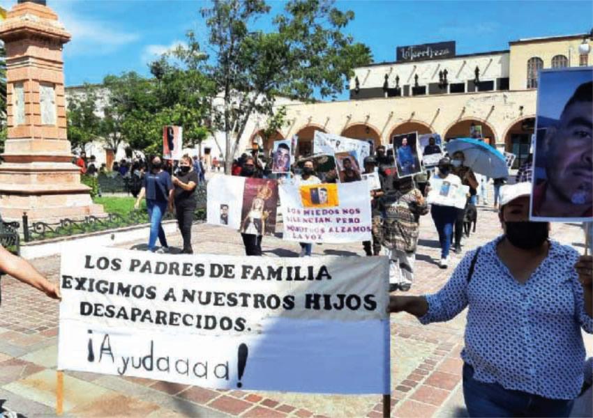 Desapariciones y desplazamiento forzado en Teocaltiche, Jalisco